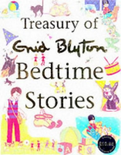 Treasury of Enid Blyton Bedtime Stories by Enid Blyton