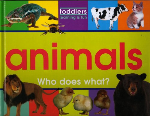 Animals By Unnamed
