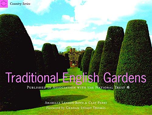 Traditional English Gardens By Arabella Lennox-Boyd
