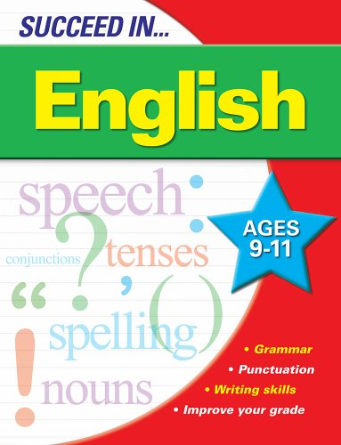 Succeed in English - Key Stage 2 - Upper 9 to 11 years