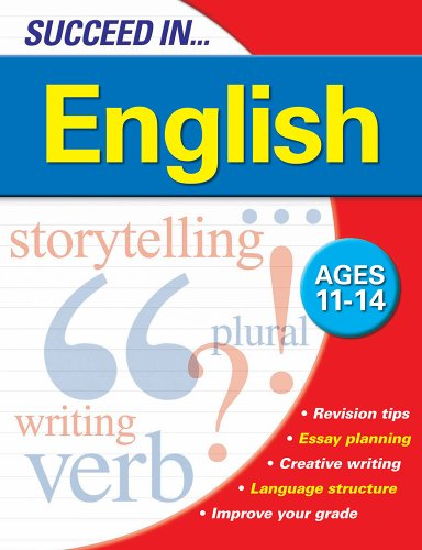 Succeed in English - Key Stage 3 - 11 to 14 years By Katharine Watson