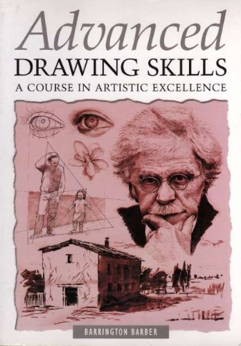 Advanced Drawing Skills By Barrington Barber