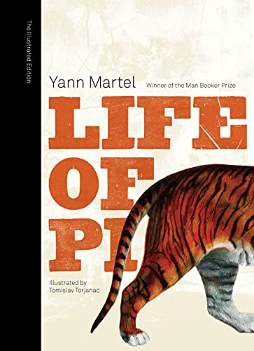 Life Of Pi, Illustrated By Yann Martel