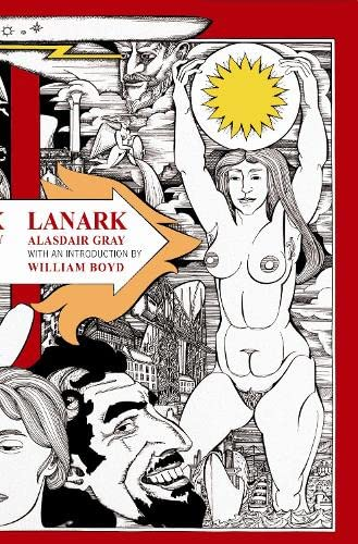 Lanark By Alasdair Gray