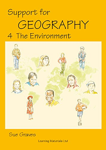 Support for Geography By Sue Graves