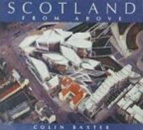 Scotland from Above By Colin Baxter