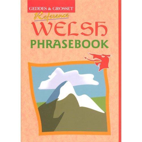 Welsh Phrasebook By D. Islwyn Edwards