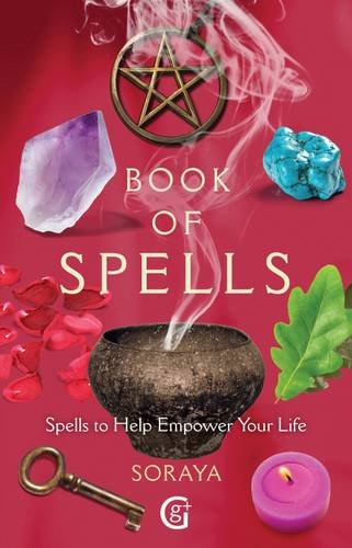 Book of Spells (Soraya) by Soraya Paperback Book The Cheap Fast Free Post