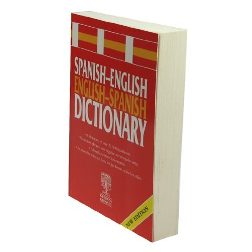 Spanish-English Dictionary By No author