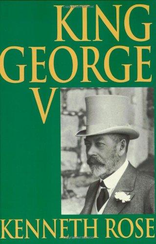 George V von Kenneth Rose