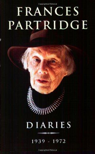 Frances Partridge Diaries, 1939-1972 By Frances Partridge