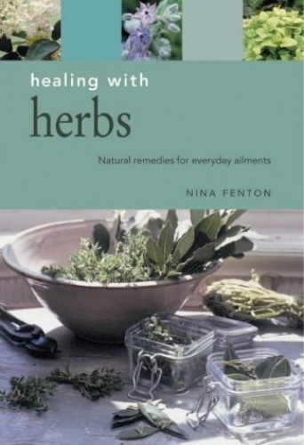 Healing with Herbs by Jessica Houdret