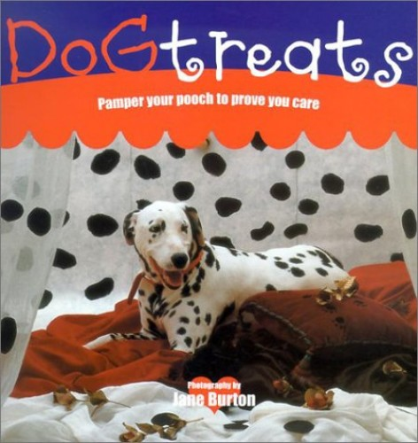Dog Treats: Practical Projects to Pamper Your Poo... by Devereaux, Eve Paperback