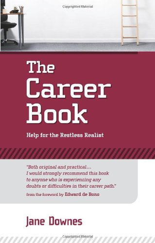 The Career Book By Jane Downes