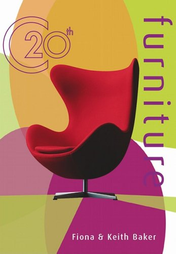20th Century Furniture by Fiona Baker