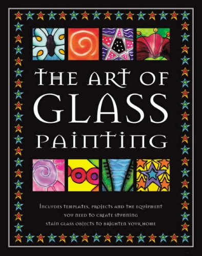The Art of Glass Painting By Lisa Telford
