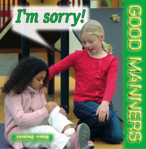 I'm Sorry By Janine Amos