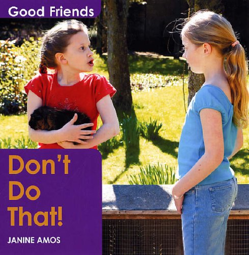 Don't Do That! By Janine Amos