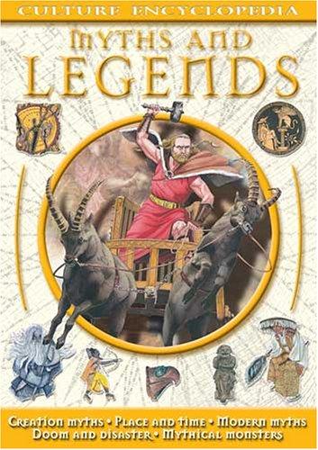 Myths and Legends By Antony Mason