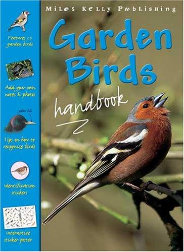Garden Birds Handbook By Duncan Brewer