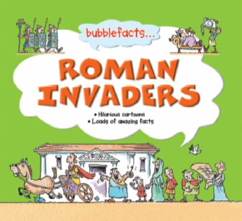 Roman Invaders By Belinda Gallagher