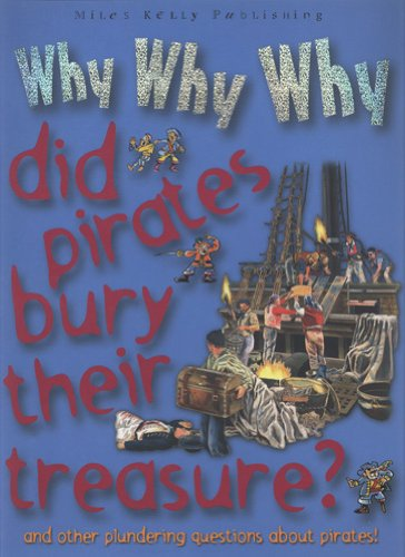 Why Why Why Did Pirates Bury Their Treasure? By Camilla De la Bedoyere