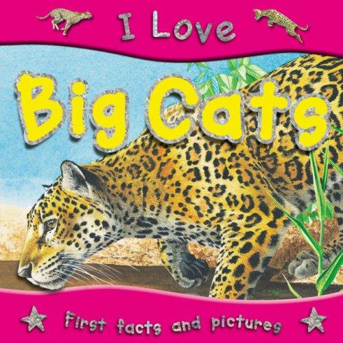 I Love Big Cats By Steve Parker