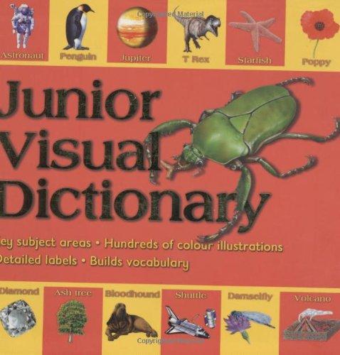 Junior Visual Dictionary by Belinda Gallagher