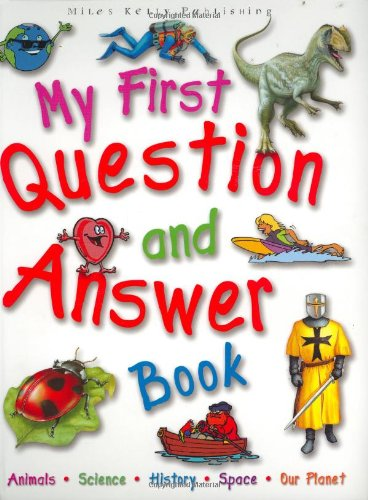 My First Question and Answer Book Edited by Belinda Gallagher