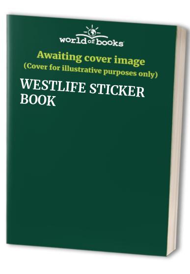 'Westlife' Sticker Book