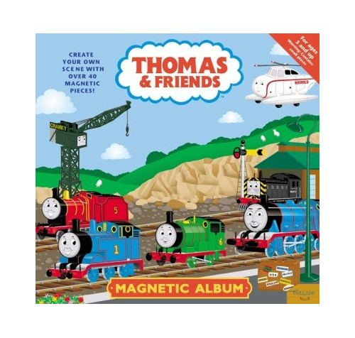 THOMAS & FRIENDS MAGNETIC ALBUM By -
