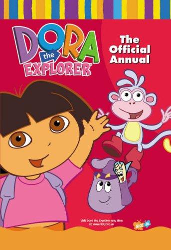 Dora the Explorer Annual By Anon