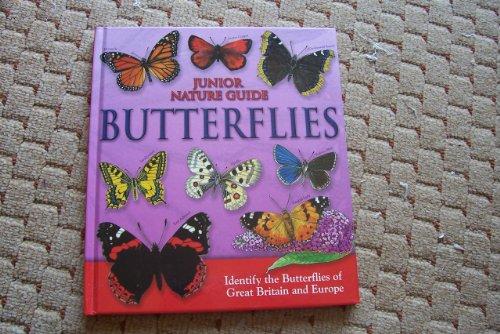 Junior Nature Guide Butterflies By Susan McKeever