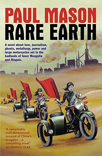 Rare Earth By Paul Mason