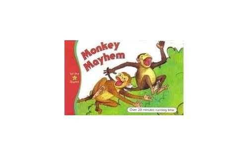 Monkey Mayhem (Jungle Tales S.)