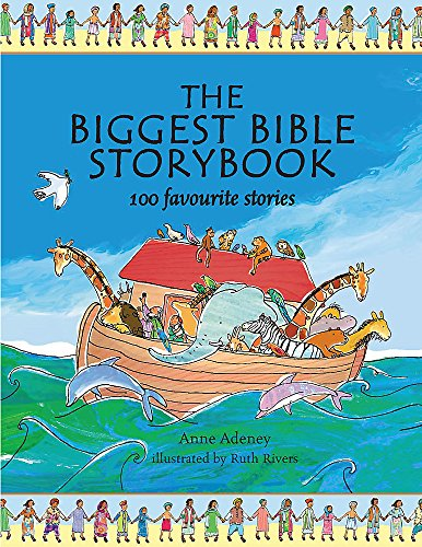 The Biggest Bible Storybook By Anne Adeney