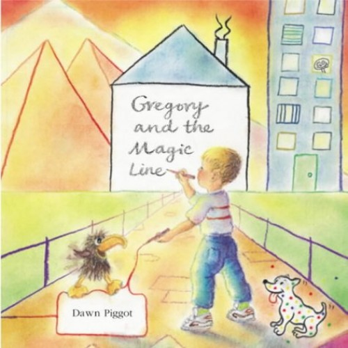 Gregory and the Magic Line By Dawn Piggot
