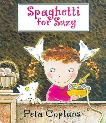 Spaghetti for Suzy By Peta Coplans