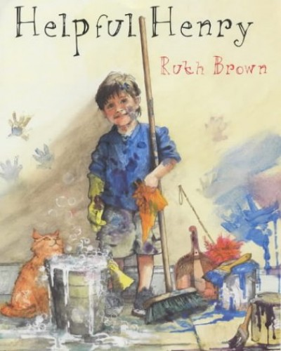 Helpful Henry By Ruth Brown