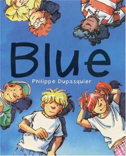 Blue by Philippe Dupasquier