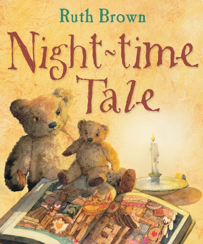 Night-Time Tale By Ruth Brown