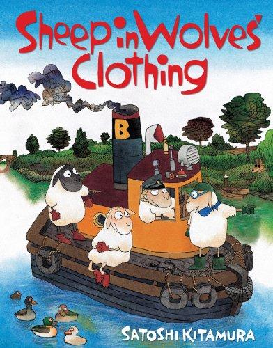 Sheep In Wolves' Clothing By Satoshi Kitamura