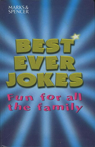 Best Ever Jokes - Fun for all the Family By Magpie