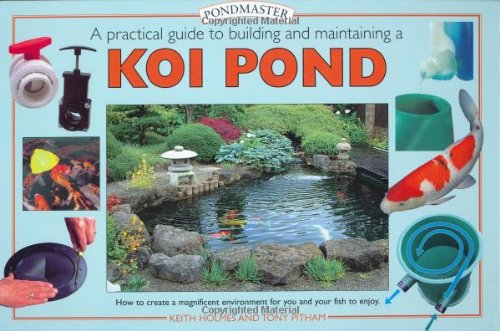 Creating a Koi Pond By Keith Holmes