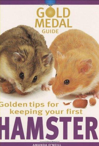 Hamster By Amanda O'Neill