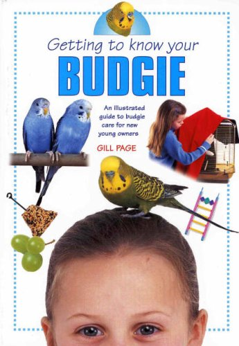 Getting to Know Your Budgie By Gill Page