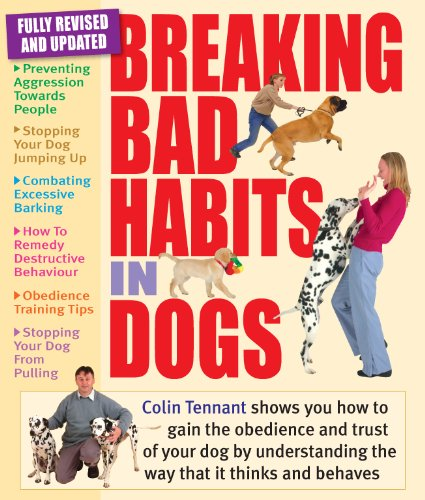 Breaking Bad Habits in Dogs by Colin Tennant