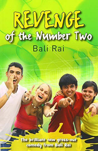 Revenge of the Number Two By Bali Rai
