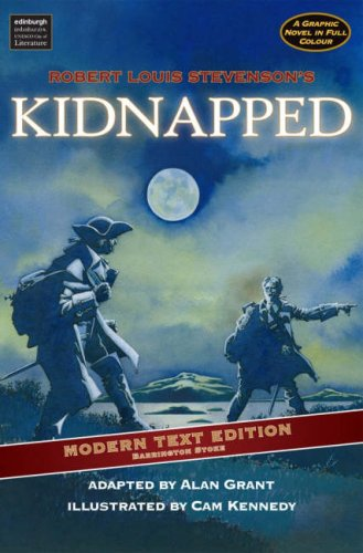 Kidnapped By Alan Grant