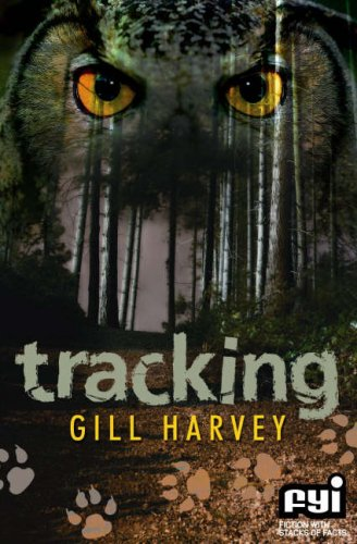 Tracking By Gill Harvey